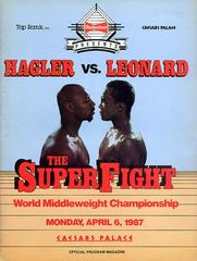 """The Super Fight"" 30 years ago"