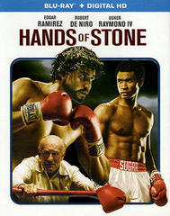HANDS OF STONE .... Blu-ray