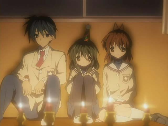 CLANNAD 9話 夢の最後まで