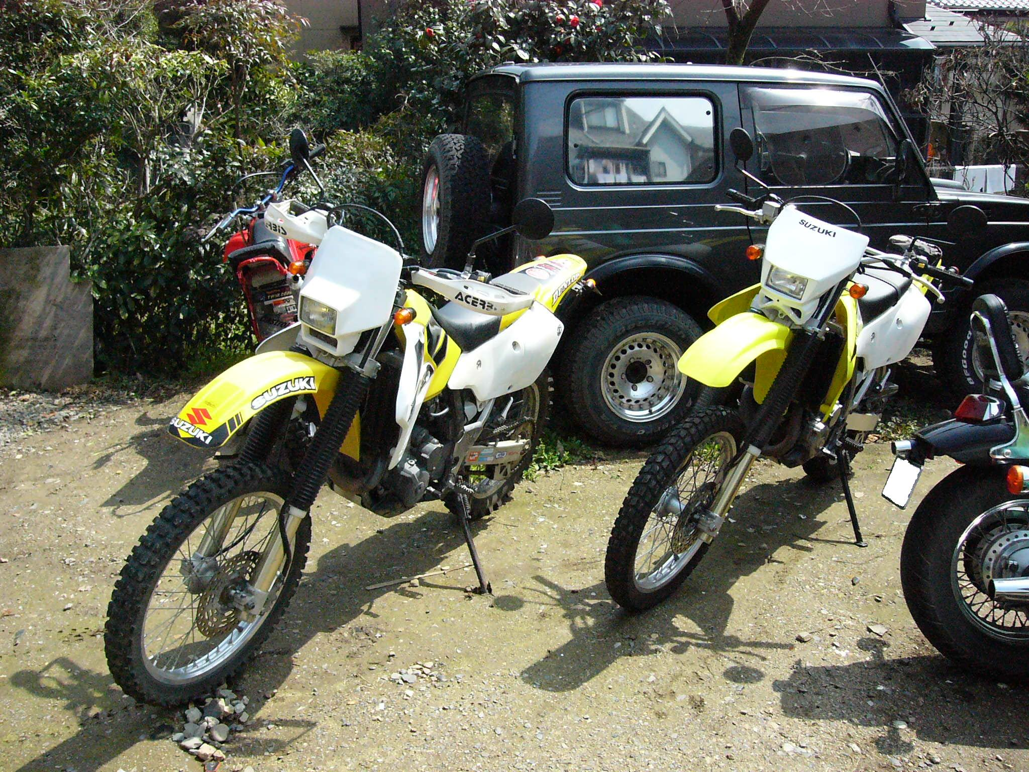 DRZ400Sマニア?
