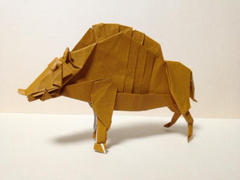 猪神 / Inoshishigami (The Divine Boar)