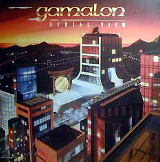 GAMALON / AERIAL VIEW  [1990]
