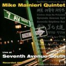 M, Mainieri Quartet / Live at Seventh Avenue Sou
