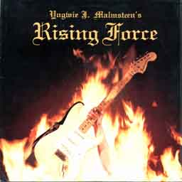 Yngwie Malmsteen / Rising Force [1984]