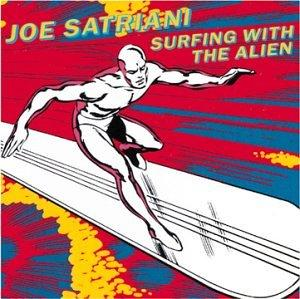 Joe Satriani / Surfing With the Alien [1987]