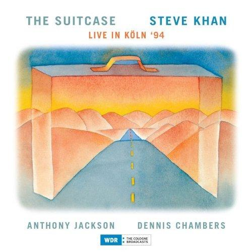 Steve Khan / The Suitcase -Live in Koln '94 [2008]