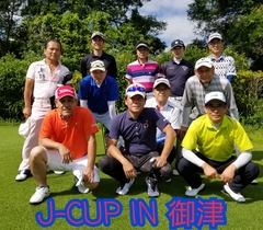 J-CUP IN 岡山御津カントリークラブ