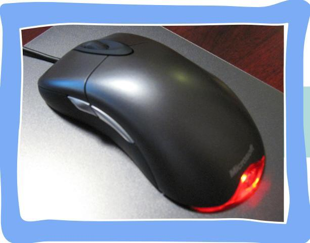 「IntelliMouse」