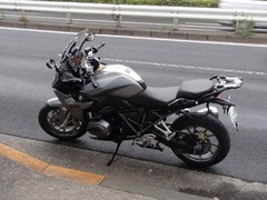 BMW R1200RS試乗記(2015-7-5)