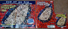 Amazing Spider-Man #700 Final Issue