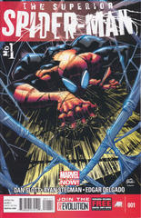 Superior Spider-Man First Issue