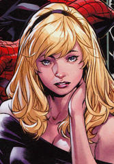 Gwen Stacy's File