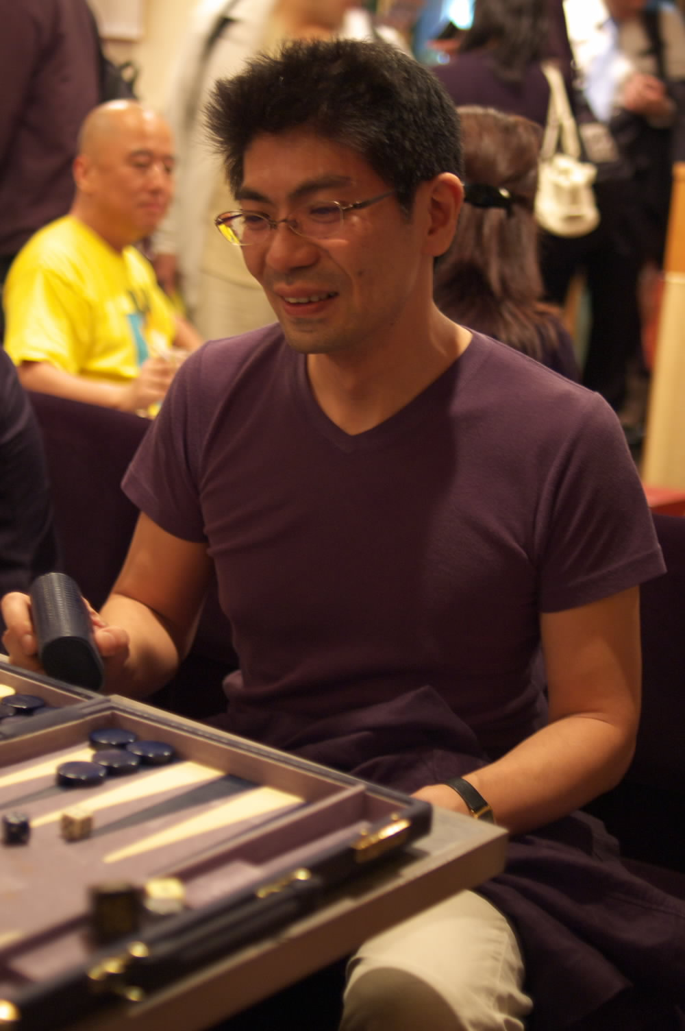 Backgammon Festival Party at Kyo (1)