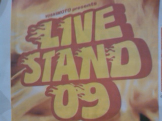 LIVE STAND 09