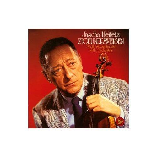 【CD】Showpieces/Heifetz