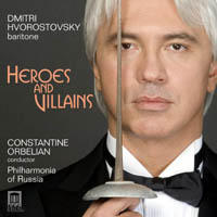 【CD】Heroes and Villains