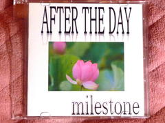 5th アルバム「AFTER THE DAY」 出来ました♪