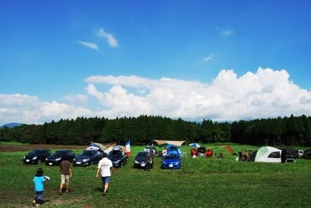 ELEMENT CAMP with CITROEN 2010 その2