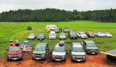 ELEMENT camp with CITROEN 2014 その1
