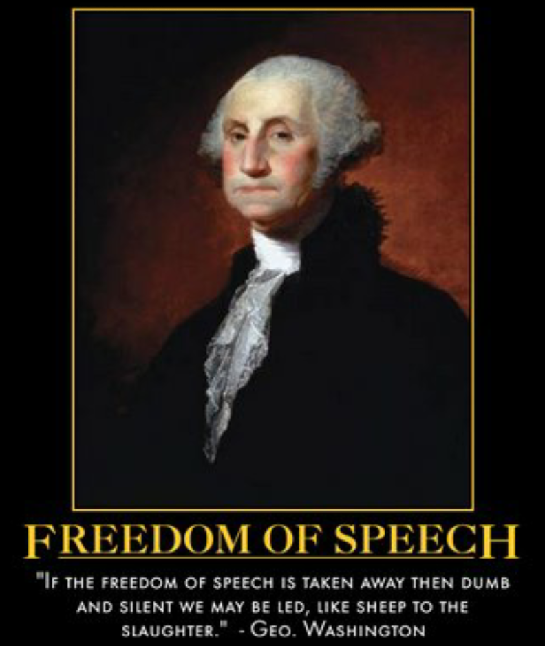 freedom of speech may easily find Amendment icongress shall make no law respecting an establishment of religion, or prohibiting the free exercise thereof or abridging the freedom of speech, or of the press or the right of the people peaceably to assemble, and to petition the government for a redress of grievances.