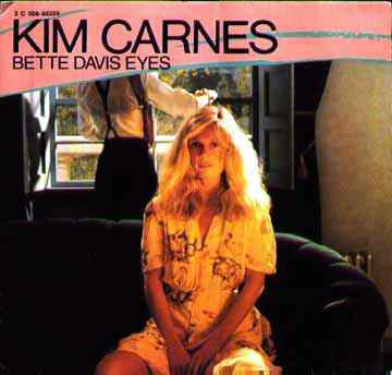 Kim Carnes 『Bette Davis Eyes』♪♪♪♪♪