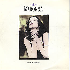 Madonna 『Like A Prayer』♪♪♪♪