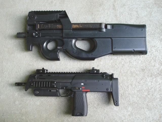 What's the closest gun to a MP7 on the market? - AR15 COM