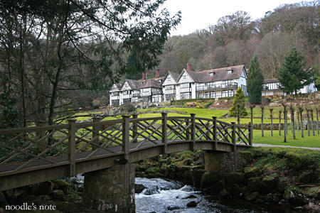 Favourite Hotel  お気に入りのホテル「Gidleigh Park」☆