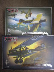 WINGNUT WINGS Junkers J.1その1