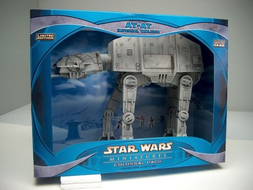 [映画] 嗚呼散財AT-AT(1) amazonで「AT-AT Imperial Walker」