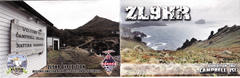 Newly arrived QSL from ZL9HR