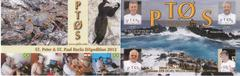 Newly arrived QSL from PT0S