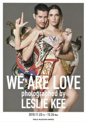 ◆WE ARE LOVE photographed by LESLIE KEE(レスリー・キー)◆