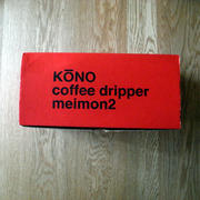 KONO coffee dripper