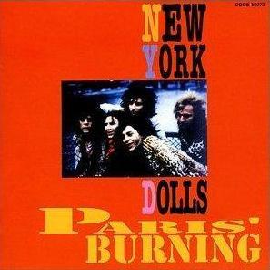 「冬休みの宿題(14)『ROCK A TO Z』のN」 NEW YORK DOLLS/PARIS…