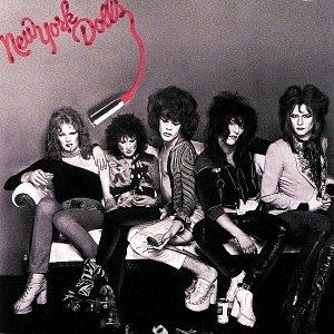 「中身も伴ってます!」 New York Dolls/New York Dolls