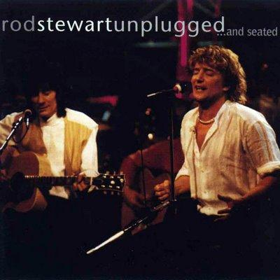 「来日公演、行けず。しかし…」 ROD STEWART/UNPLUGGED...AND SEATED