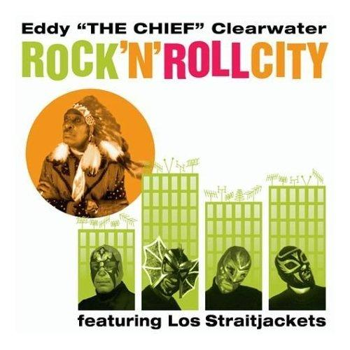 「次の土日が楽しみ!!!」 EDDY CLEARWATER/ROCK 'N' ROLL CITY