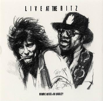 「また一人…(涙)」 RONNIE WOOD & BO DIDDLEY/LIVE AT THE…