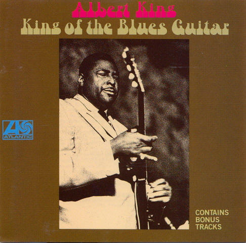 「セクシー&ダンディ」 ALBERT KING/KING OF THE BLUES GUITAR