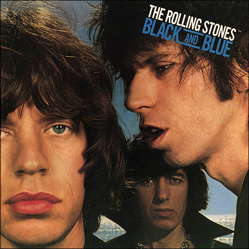 「ゆったり…が気持ちいい」 THE ROLLING STONES/BLACK AND BLUE