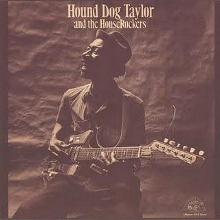「ブギー!」 HOUND DOG TAYLOR AND THE HOUSEROCKERS