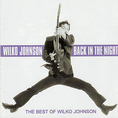 「ウィルコに撃たれた夜」 WILKO JOHNSON/BACK IN THE NIGHT