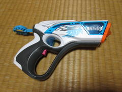 久々にナーフ Nerf Rebelle Lumanate
