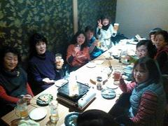 H27年1月14日 職場の新年会