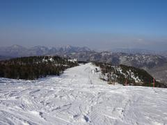 HP's estimation of skiing area 150429