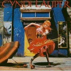 She's So Unusual / Cyndi Lauper (NYはダンステリア)