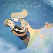 LIKE A STAR / TAEYEON & THE ONE