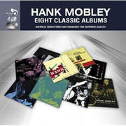 HANK MOBLEY Eight Classic Albums
