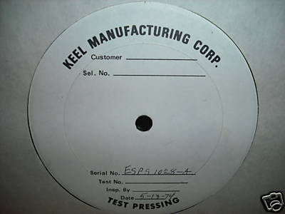 The Fugs Second Album Rare Test Pressing ESP 1028